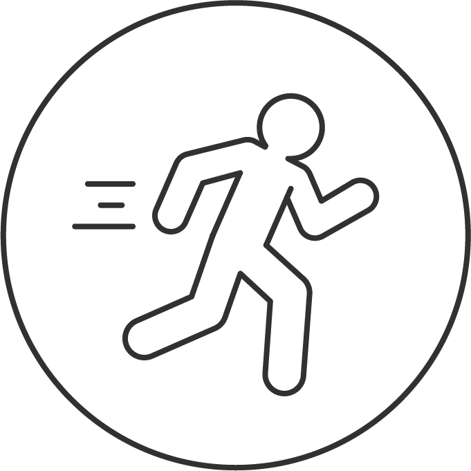 Activatie van het<br>volledige lichaam